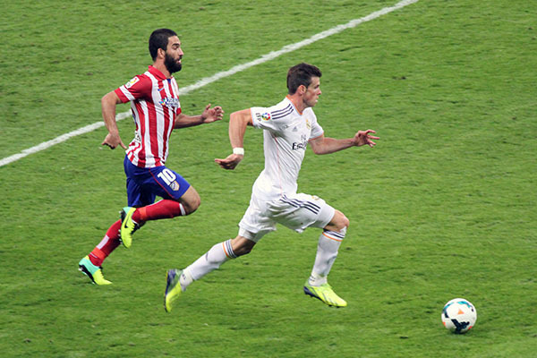 Finale di Champions League Real Madrid Atletico Madrid