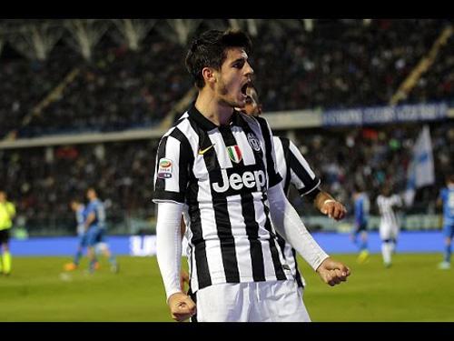 Calciomercato Juventus, ecco l'offerta al Chelsea per Morata