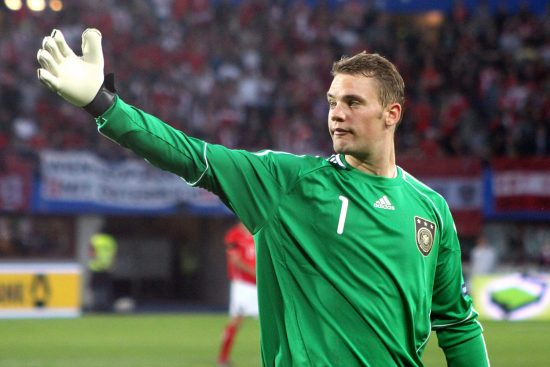 Germania Neuer