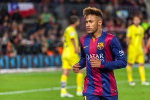 Barcellona Neymar