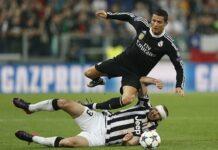 Champions Chiellini Juventus Real Madrid
