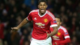 Manchester United Rashford