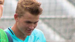 De Ligt Ajax Juventus Olanda