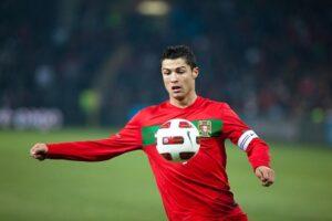 Portogallo Cristiano Ronaldo