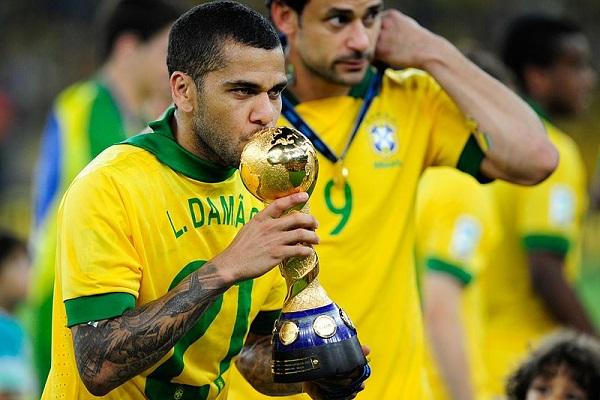 Brasile Dani Alves