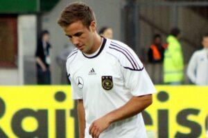 Mario Götze Borussia Dortmund Germania
