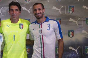 Juventus Buffon Chiellini