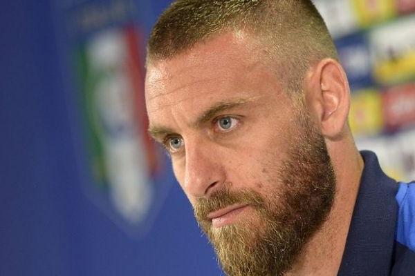 Daniele De Rossi Roma Boca