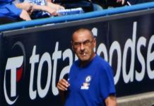 Maurizio Sarri Juventus
