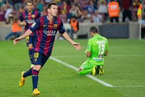 Leo Messi Barcellona