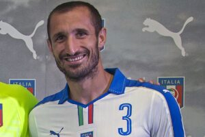 Italia Giorgio Chiellini Juventus