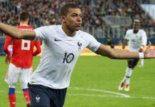 Kylian Mbappé Francia Paris Saint Germain PSG