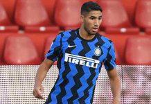 """Hakimi, l'Inter """"minaccia"""" la UEFA"""