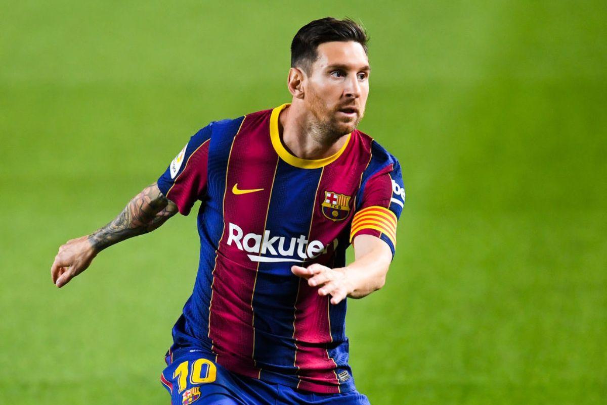 Messi, il Manchester City come opzione futura (Getty Images)
