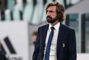 Juventus, Pirlo a rischio esonero per la stampa inglese