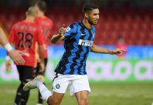 Sollievo Inter, Hakimi è negativo: quando potrà tornare