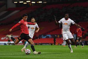 Champions League: Kean da record, goleada Manchester United