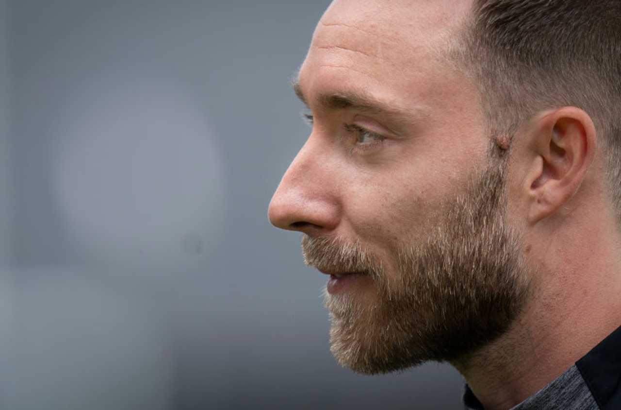 Eriksen, possibile cessione a gennaio (Getty Images)
