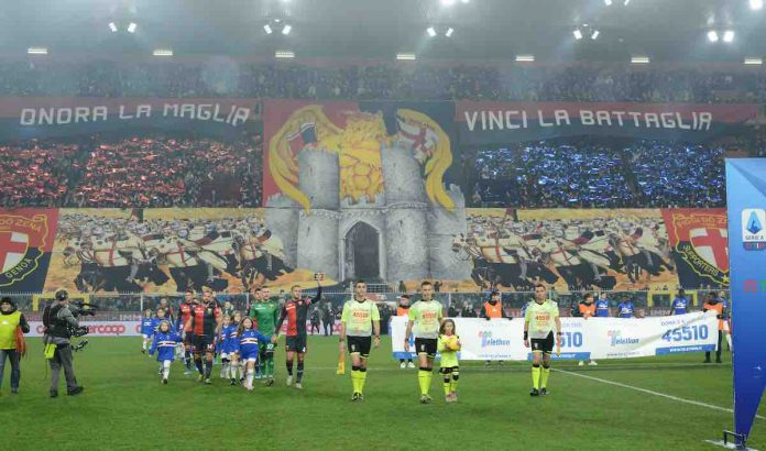 Serie A, Sampdoria-Genoa: tutte le curiosità da sapere sul Derby della Lanterna