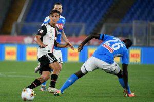 Juventus-Napoli, bocciata la difesa degli azzurri