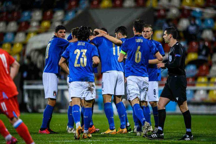 italia under 21 europeo