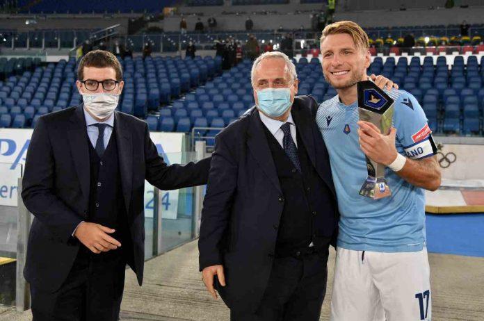 Lotito Lazio deferita rischi