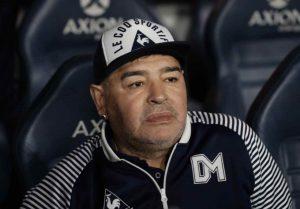 Maradona in ospedale, il motivo (Getty Images)