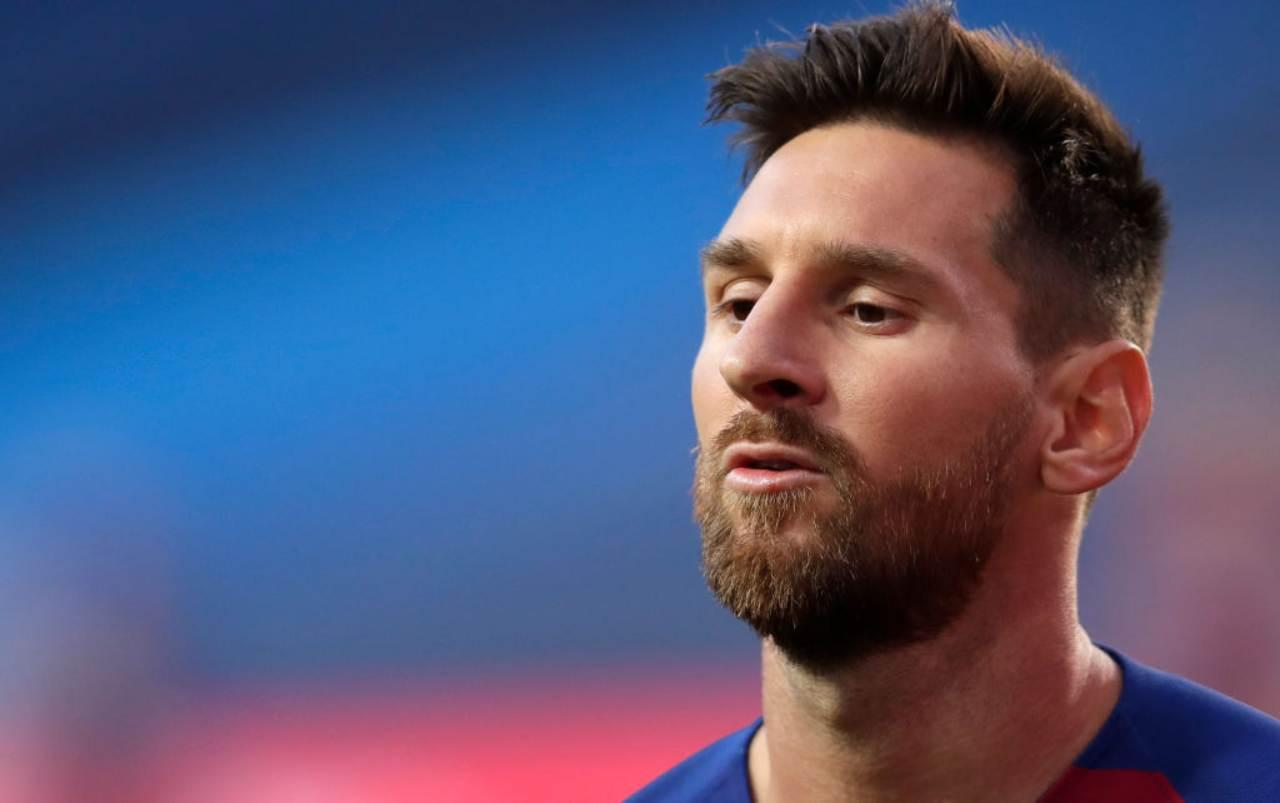 Messi, Leonardo spiega le mosse del PSG (Getty Images)