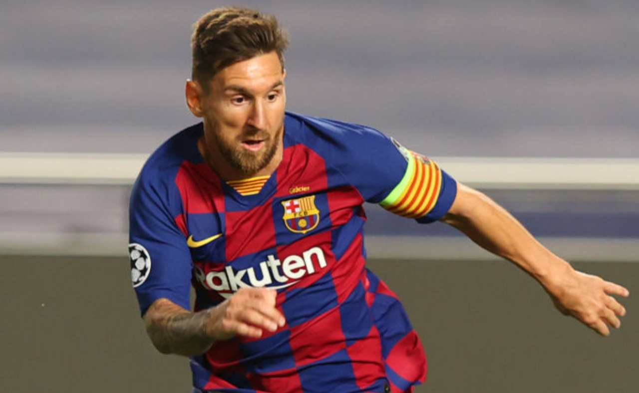 Messi, l'invito di Neymar (Getty Images)