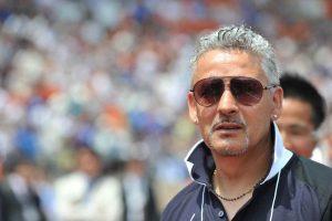 Inter-Real Madrid, la doppietta di Baggio