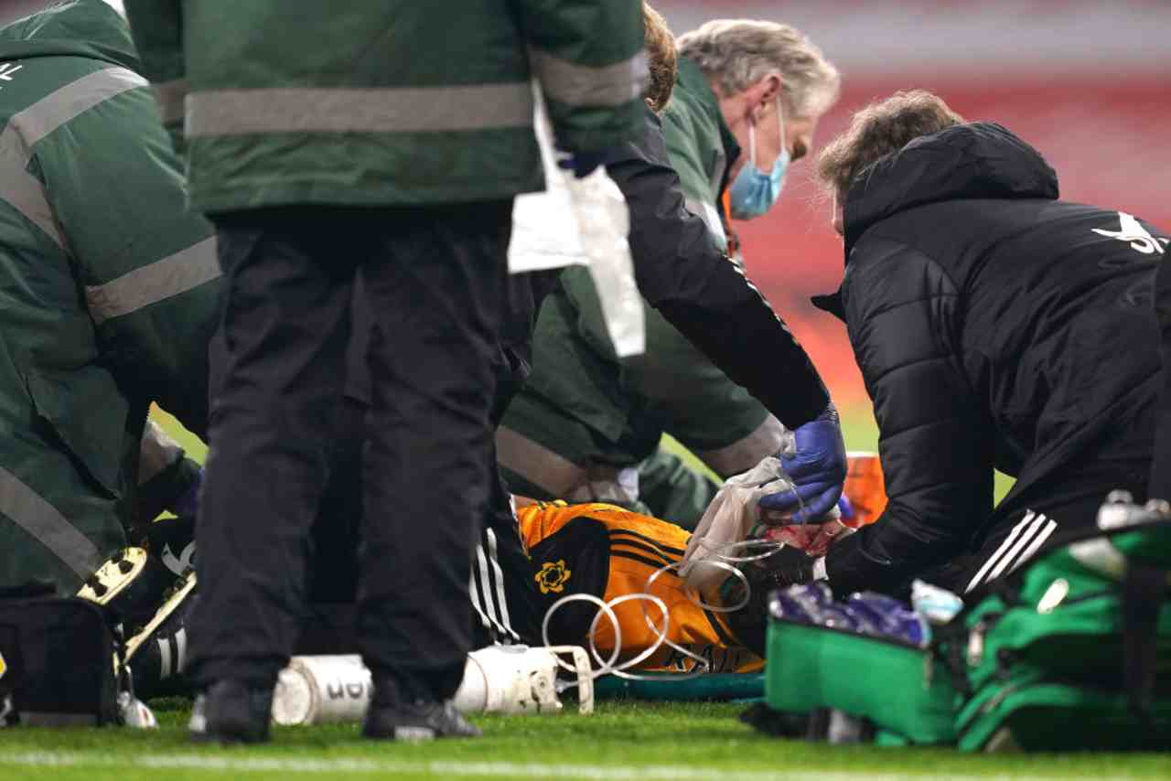 Raul Jimenez, le ultime sull'attaccante (Getty Images)