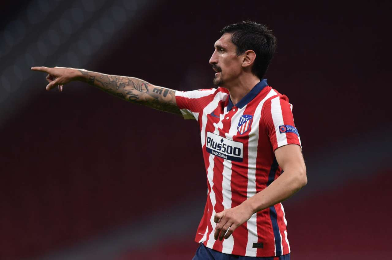 Juventus, assalto a Savic (Getty Images)