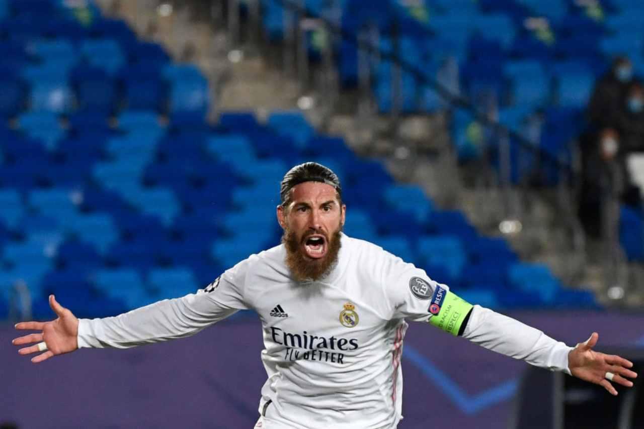 Sergio Ramos, mercato (Getty Images)