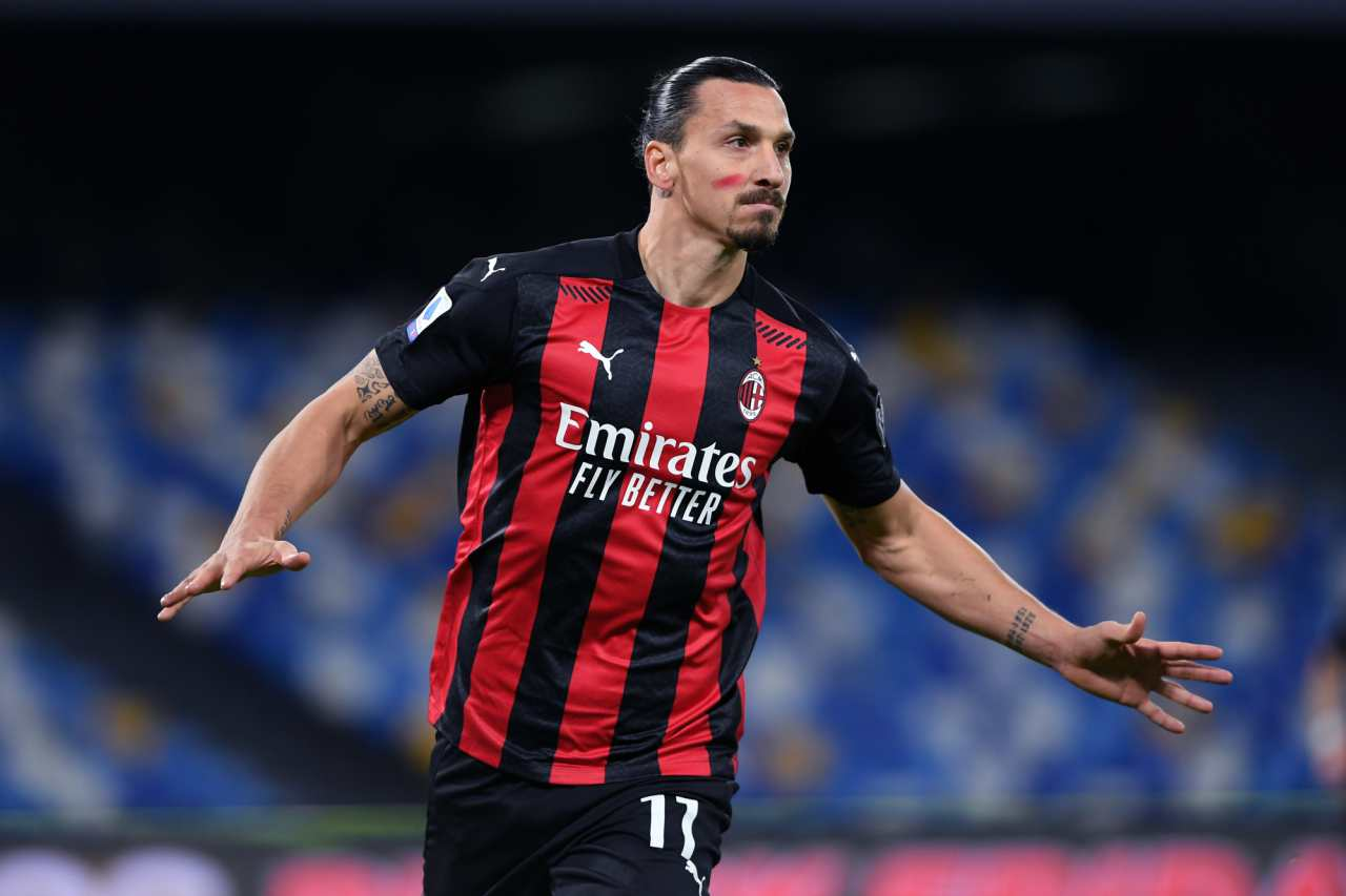 Ibrahimovic accelera il recupero (Getty Images)