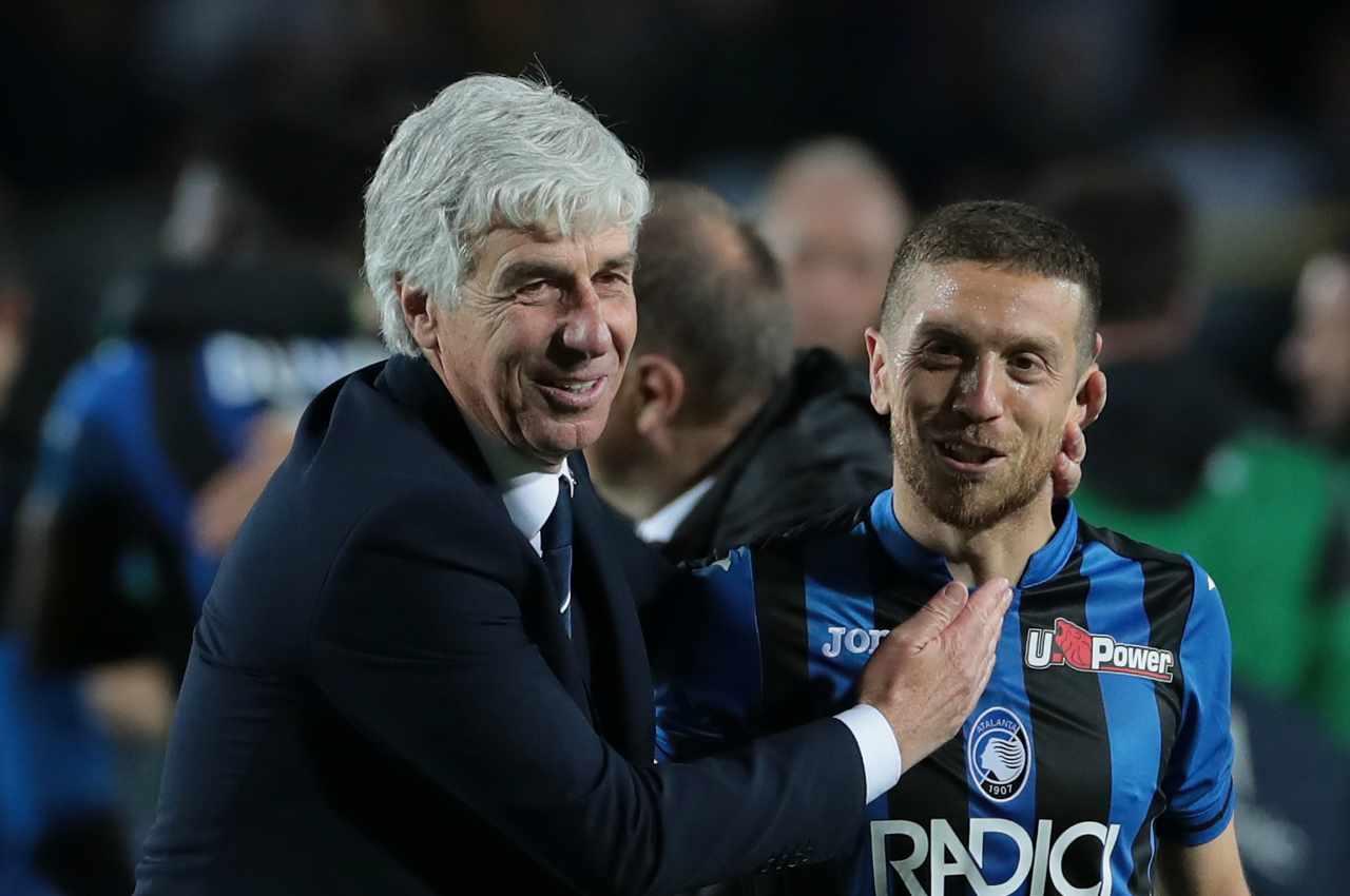 Gasperini discute con Gomez, presentate le dimissioni (Getty Images)