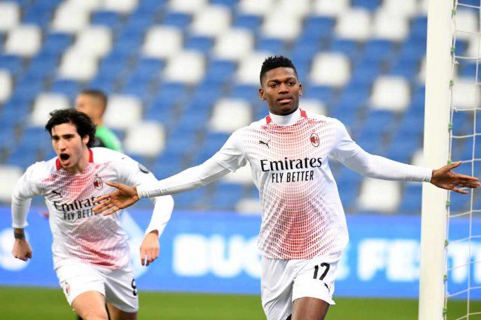 Leao, gol da record in Sassuolo-Milan: è il più veloce della Serie A. La top 5