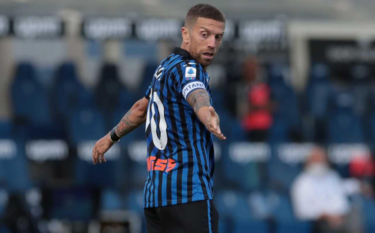 Gomez, addio imminente dall'Atalanta (Getty Images)