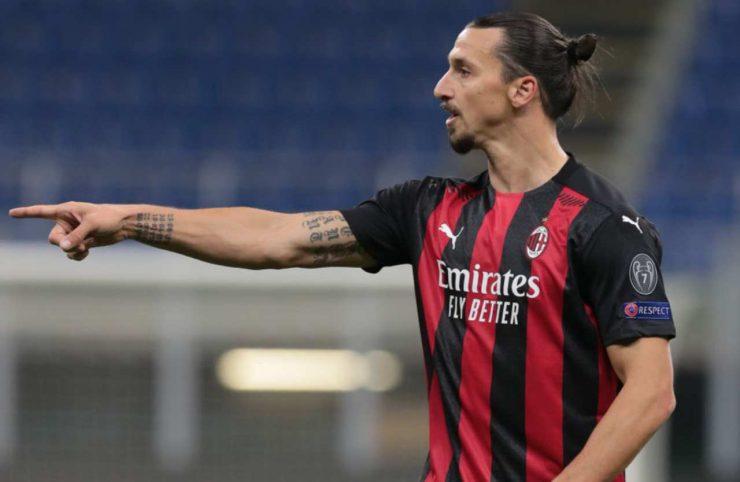 Ibrahimovic pronto al ritorno (Getty Images)