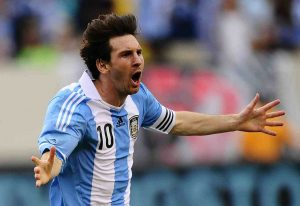 messi argentina brasile