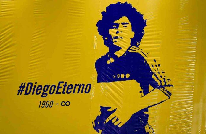 Maradona, l'attacco ai medici dell'ex calciatore (Getty Images)