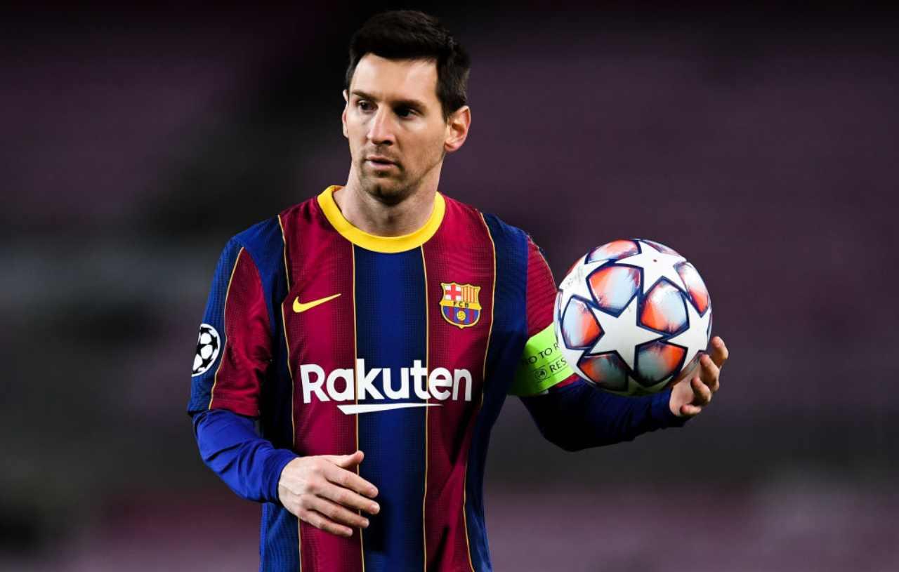 Messi, possibile permanenza al Barcellona (Getty Images)