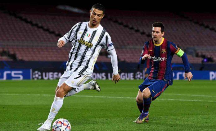 Messi e Cristiano Ronaldo, la rivelazione di Arthur (Getty Images)