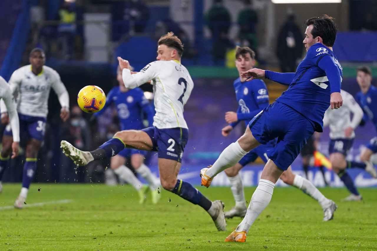 Premier League, l'Aston Villa ferma il Chelsea