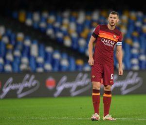 Roma-Torino, Belotti e Dzeko a confronto