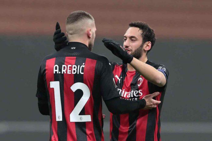 Milan, Calhanoglu re delle punizioni: è secondo solo a Messi