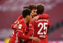 Müller positivo Bayern