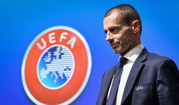 Ceferin Juve Milan