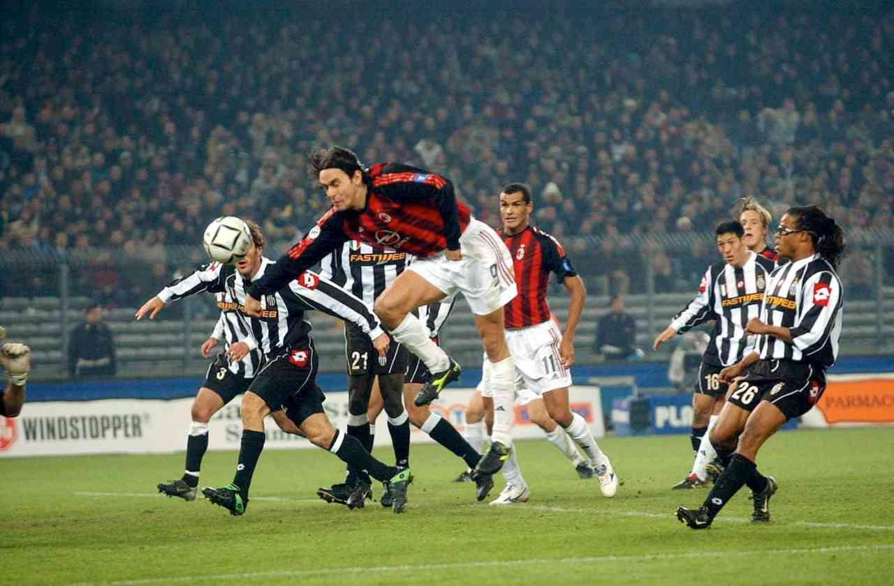 Milan-Juventus, il video dei gol rossoneri più belli