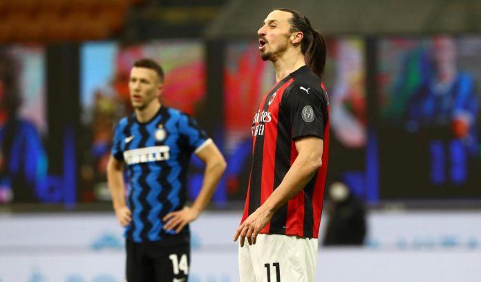 Derby Milano protagonista ko