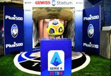 Serie A 3 gennaio